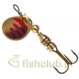 Rublex Celta ORN 1/2g złota/czerwone
