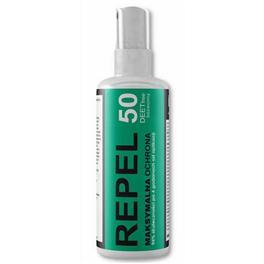 Repel 50% DEET FREE bezwonny 60ml