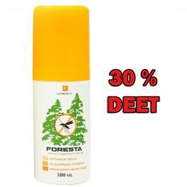 Foresta 30% DEET 100ml Spray